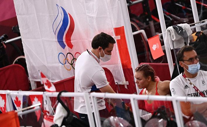 Олимпиада-2020. Велоспорт. Трек. Женщины. Командный спринт
