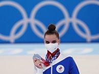 Олимпиада-2020. Художественная гимнастика. Индивидуальное многоборье