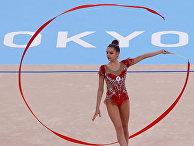 Российская спортсменка, член сборной России (команда ОКР) Дина Аверина