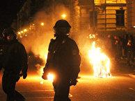 Протесты Legida (лейпцигского ответвления движения «Патриотичные европейцы против исламизации Запада»)