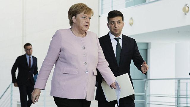 Компромисс по Северному потоку  2: Украина опасается подвоха  обещания Киеву по поводу водорода вызывают много вопросов (Handelsblatt, Германия)