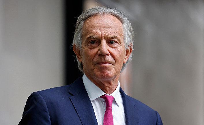 Бывший премьер-министр Великобритании Тони Блэр