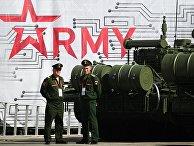 """Открытие международного военно-технического форума """"Армия-2021"""""""
