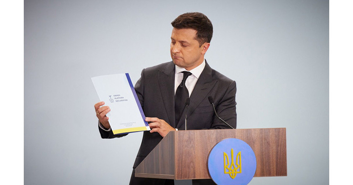Гордон (Украина): кабмин Украины утвердил стратегию деоккупации Крыма и меры по ее реализации (Гордон)