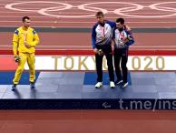 Почему украинцы бояться фотографироваться с российскими спортсменами