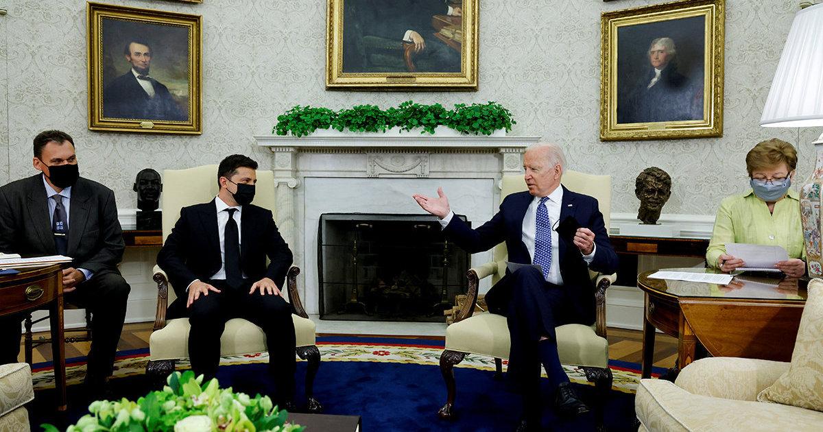 The White House (США): совместное заявление о стратегическом партнерстве Украины и Соединенных Штатов Америки (The White House)