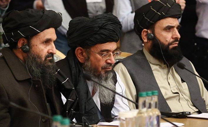 Расширенное заседание по вопросу мирного урегулирования в Афганистане