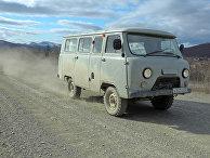 Внедорожник УАЗ-452
