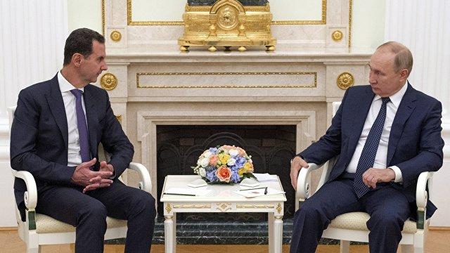 Al-Quds (Великобритания): шесть лет правления Путина в Сирии