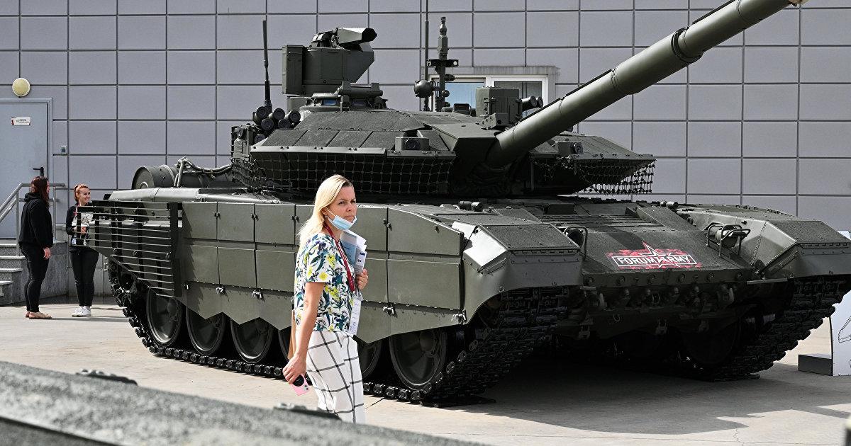 The National Interest (США): российский танк Т-90 пройдет серьезную модернизацию (The National Interest)