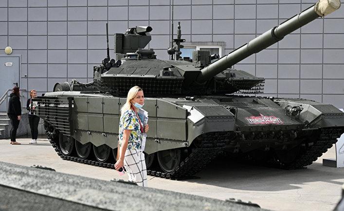 """Международный военно-технический форум """"Армия-2021"""""""
