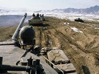 Военные действие в Демократической Республике Афганистан, 1979-1989 годы